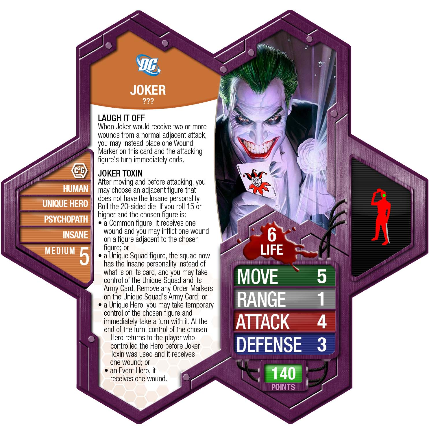 The Book of Joker (II)...