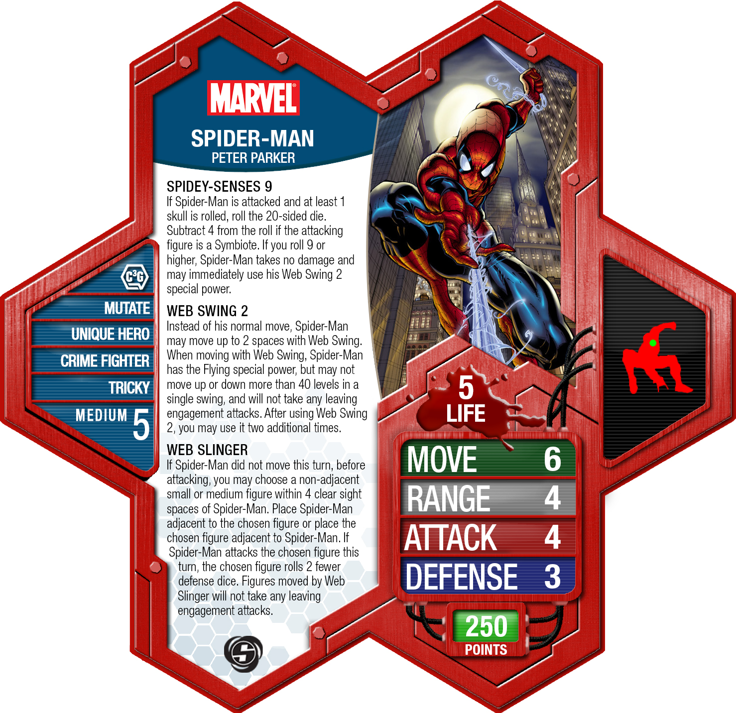 The c3g book of spider man peter parker heroscapers - Marvel spiderman comics pdf ...