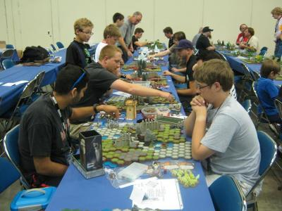 Gencon 2012 - Saturday