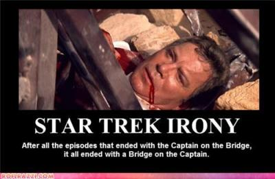 Funny Celebrity Pictures Star Trek Irony