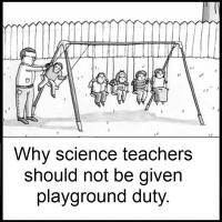 Why Science Teachers Should No