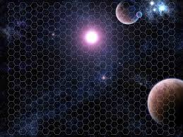Hex Space Map - Hexes in Space? Heroscapers - Gallery