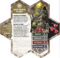 Death Chasers Army Card