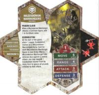 Mezzodemon Army Card