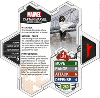 Captain Marvel (monica Rambeau