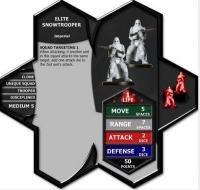 Elite Snowtrooper Star Wars Cu