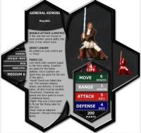 General Kenobi Star Wars Custo