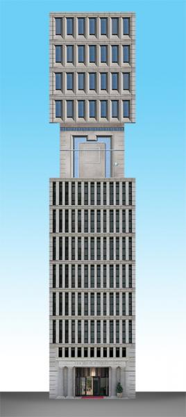 GCT - The Baxter Building - Heroscapers