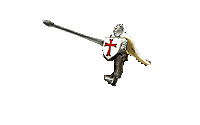 Templar Cavalry Without Horse
