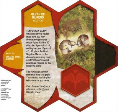 Official Sotm And D&d Glyph Card Scans