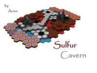 Sulfur Cavern