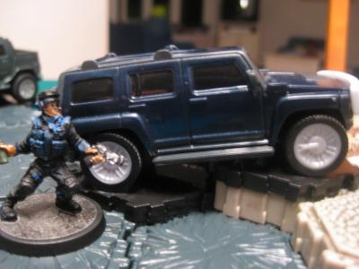 Vehicle Custom Terrain For Super-scape