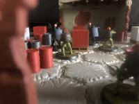 Warehouse Terrain
