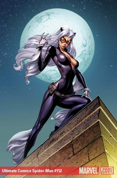 Home  www heroscapers com Ultimate Spider Man Tv Series Black Cat