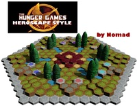Hunger Games By Nomad