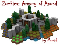Zombies   Armory Of Anund By N