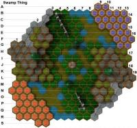Swamp Thing - Heroskype Map