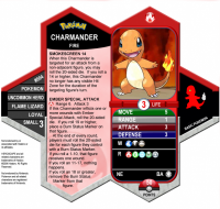 Project Pokemon Charmander