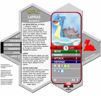 Lapras V6 Playtest Card