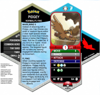 Project Pokemon Pidgey
