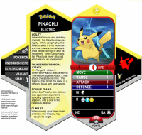 Project Pokemon Pikachu