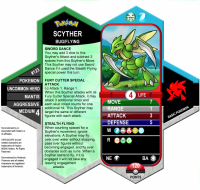 Project Pokemon Scyther