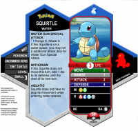 Project Pokemon Squirtle