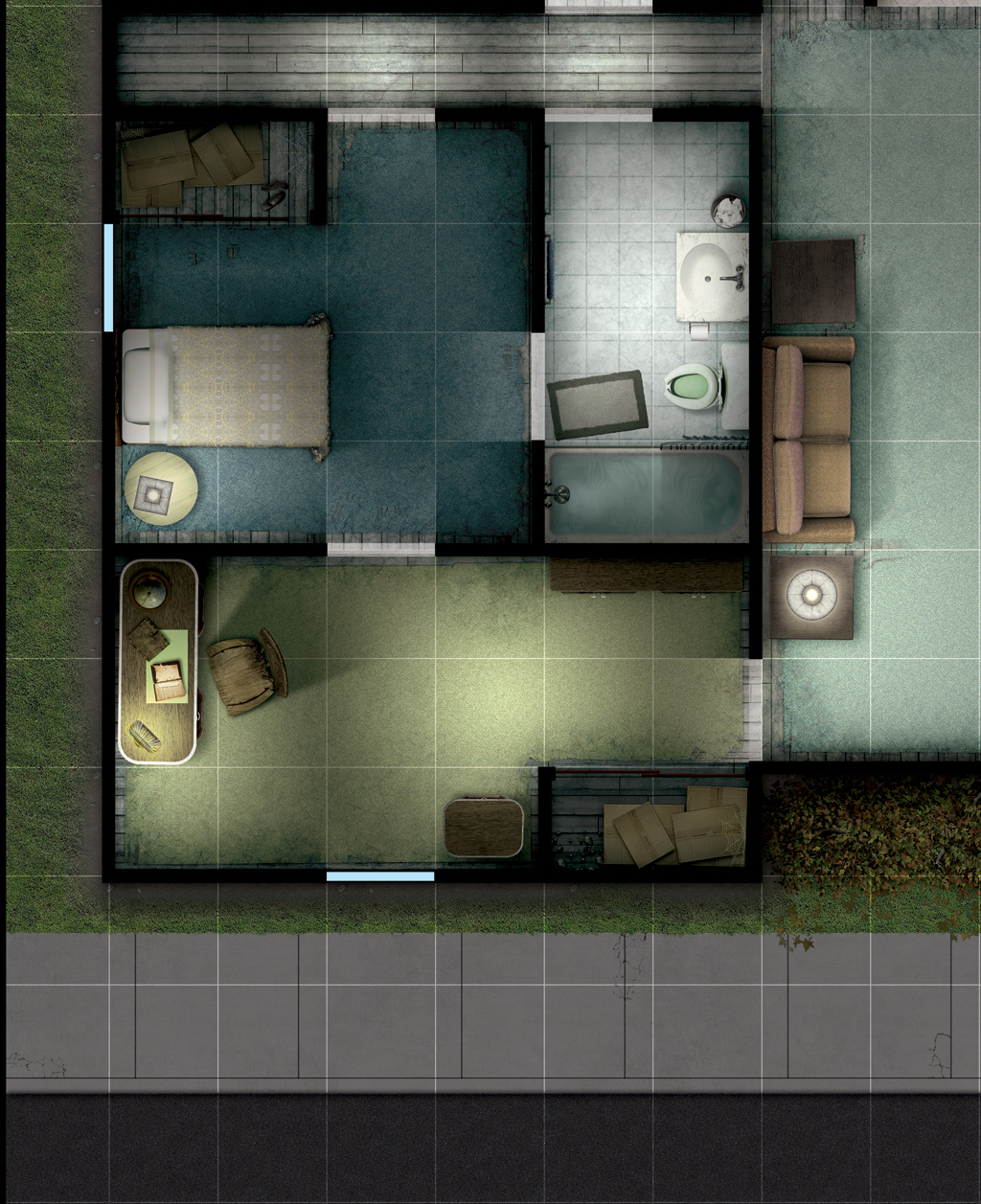 Best House Maps Designs Partial View Of Upcoming House