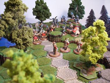 Grishnakh's Customized Terrain, Part 1: Hex Tiles - Heroscapers